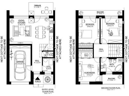 Small House Plans Under 1000 Sq FT with Garage 1000 Sq Ft House Plans