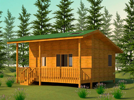 Small Hunting Cabin Plans Cabin Floor Plans with Loft
