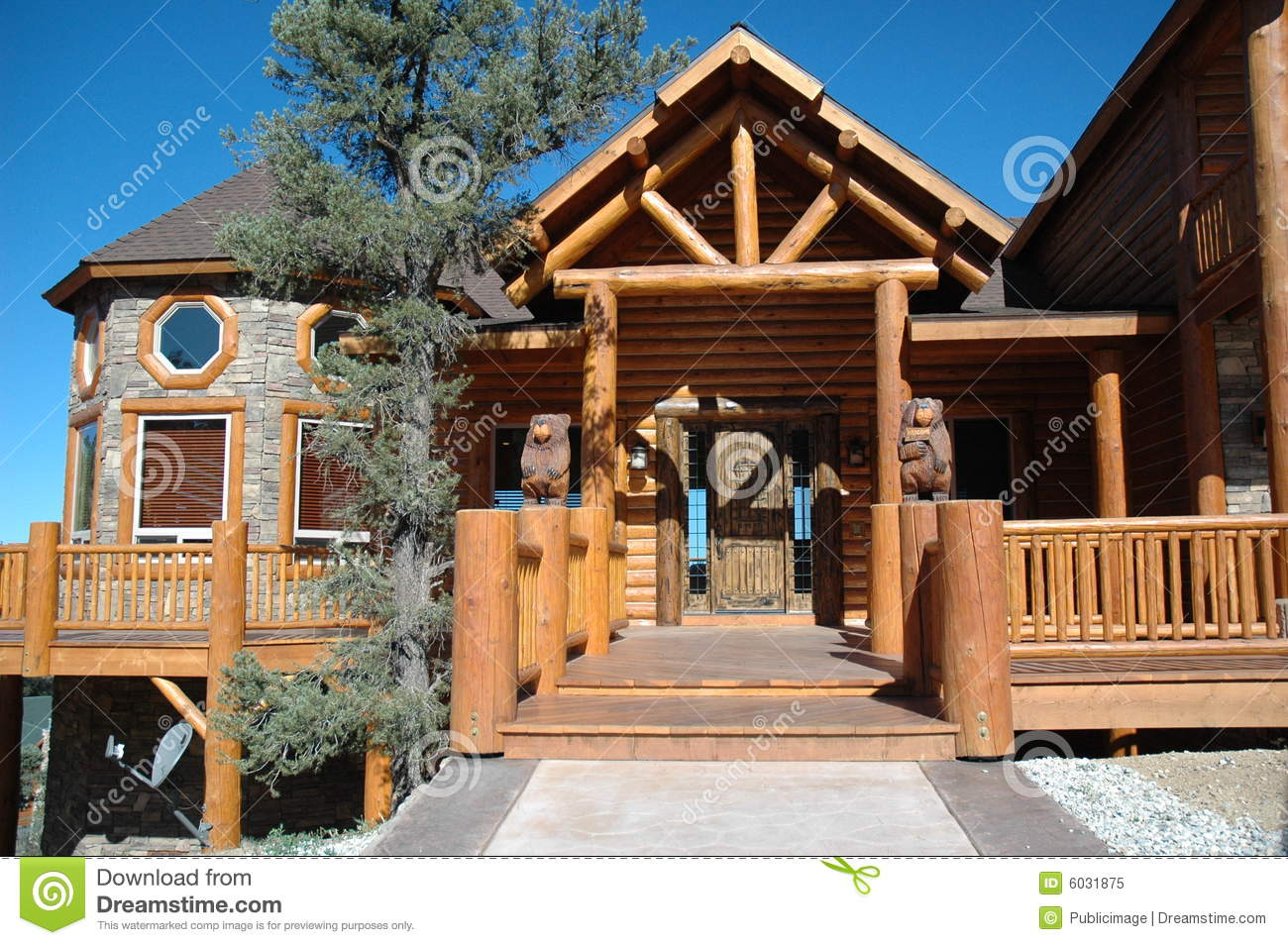 Small Log Cabin Style Homes Log Cabin Style Home, cabin