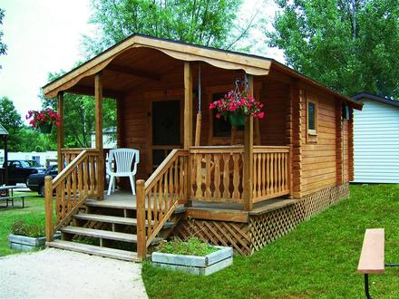 Small One Bedroom Cabins Small Modular Cabins