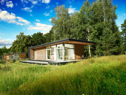 Small Prefab Modular Homes Small Prefab Modern Home Design