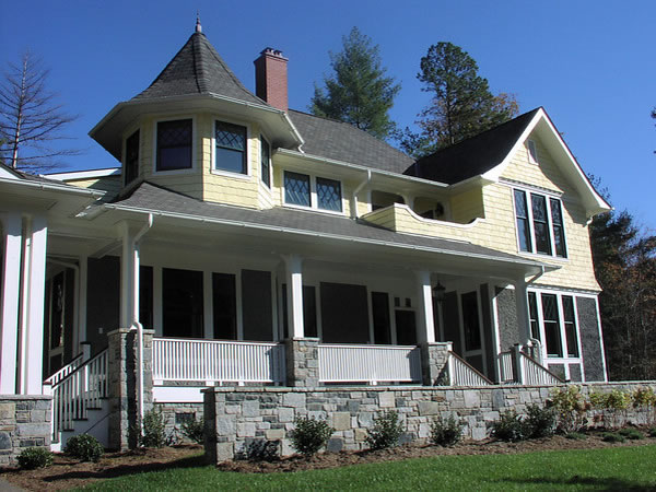 Southern home style house plans old southern homes for Southern style homes