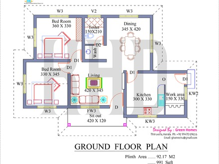 Square House Floor Plans Tiny House Floor Plans