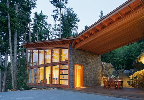 Stone Lake House Best Lake House Designs