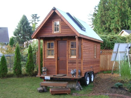 Tiny House Dee Williams'