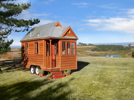 Tumbleweed Tiny House Company Tumbleweed Tiny House Tour