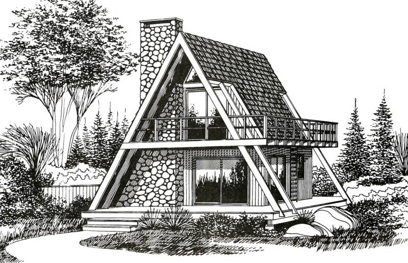 vacation home plans Modern Vacation Home Plans