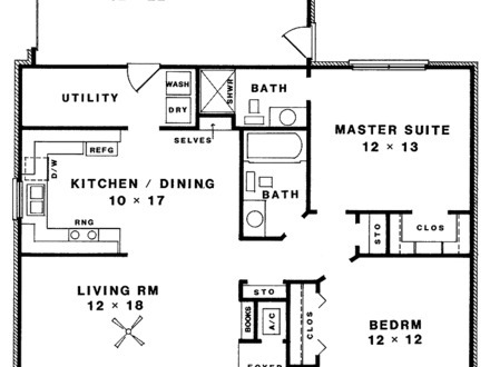 Cottage style homes house plans craftsman style homes for 2 bedroom house plans wrap around porch