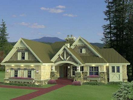 Vintage Craftsman House Plans Craftsman Style House Plans for Ranch Homes