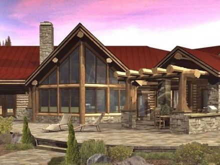 Wisconsin Log Homes Floor Plans Tomahawk Log Homes