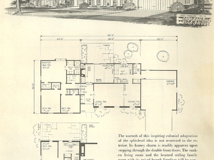 Ladies home journal house plans ladies home journal covers for Vintage house plans 1900