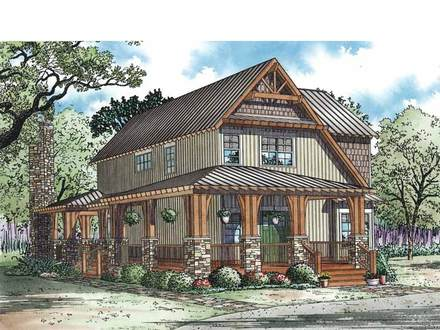 3 Bedroom House with Garage Rustic 3 Bedroom House Plans
