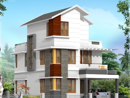 3 Bedroom House with Garage Small 3 Bedroom House Floor Plans