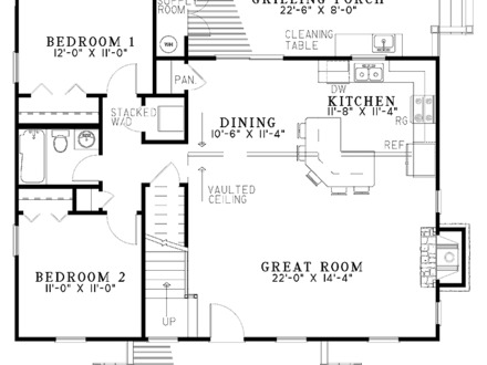 30X30 Floor Plan Ground Floor 30X30 House Floor Plans