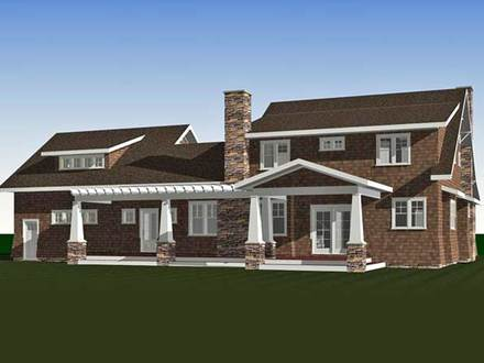 Arts and Crafts Bungalow House Plans Fall Arts and Crafts Projects