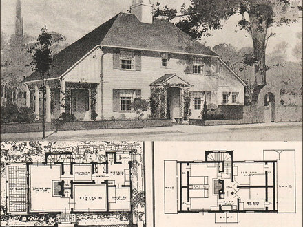 Arts and Crafts Style House Plans Arts and Crafts Style Architecture