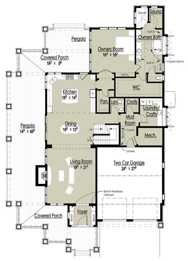 Award Winning Small Home Designs: Award Winning Home Designs Floor Plan Award-Winning Farm