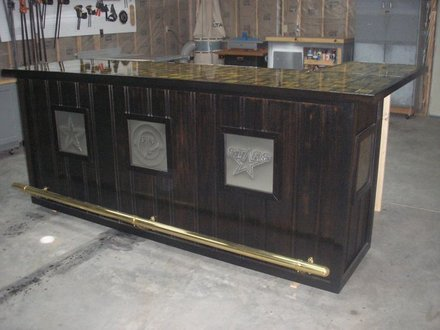 Basement Bar Top Ideas DIY Basement Bar Ideas