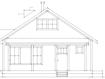 Bungalow Elevation Drawings Bungalow Houses of the 20s