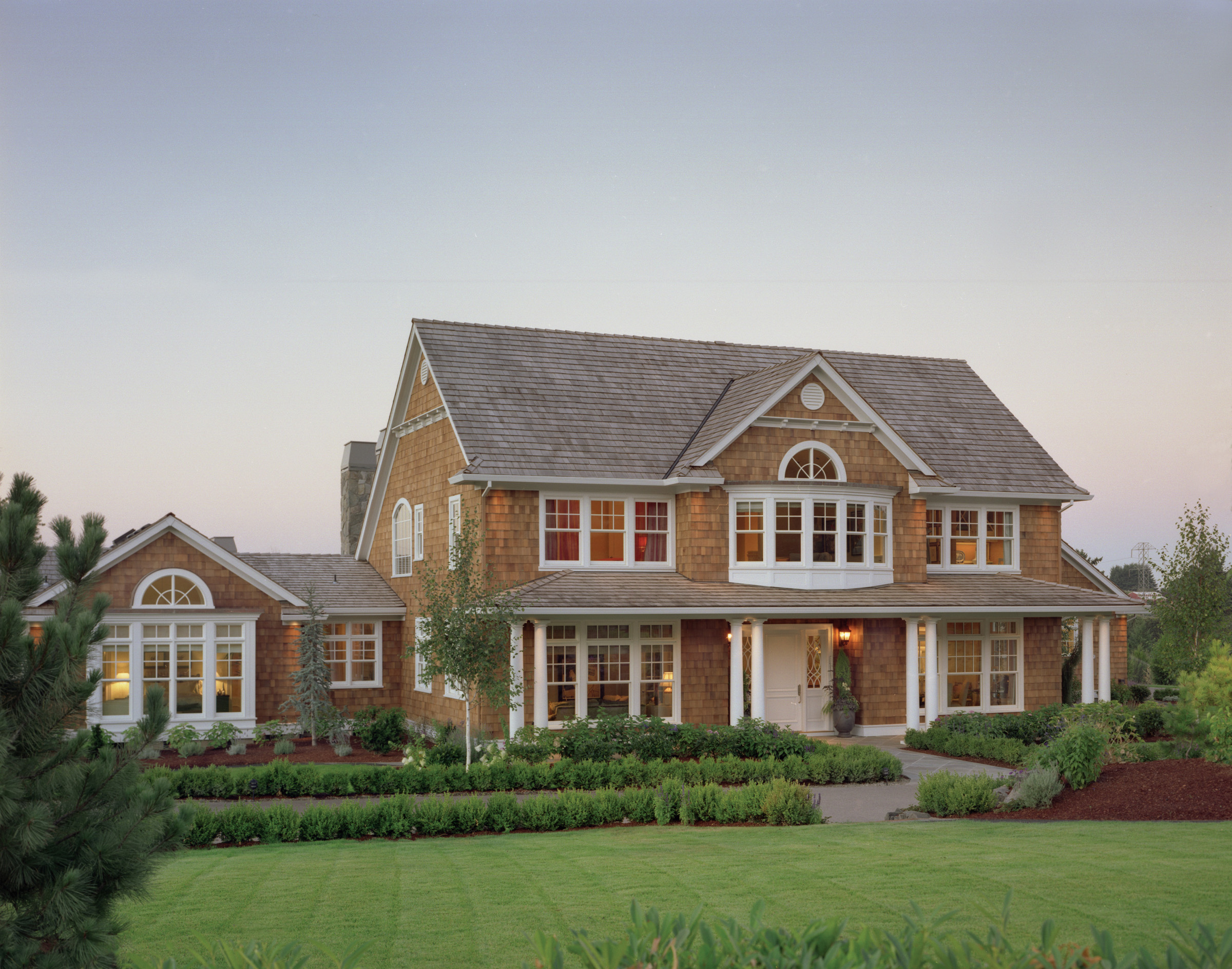 Cape Cod Style House Plans Federal Style House West Coast
