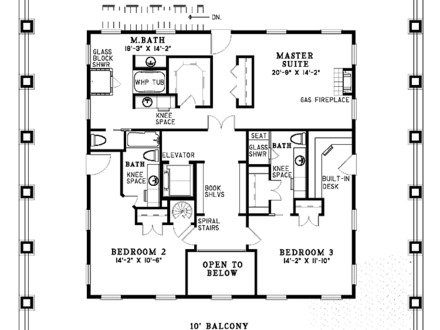 Golden girls tv house blueprints golden girls house floor for Charleston style home floor plans