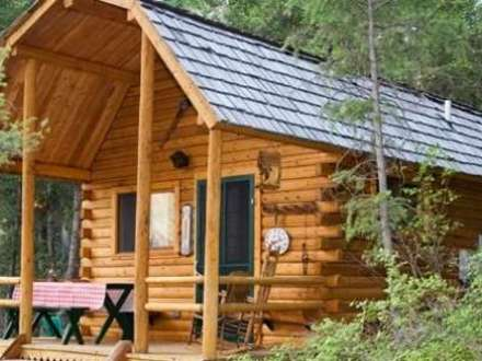 Cherokee Log Cabin Vacation Rentals Small Log Cabin Vacation