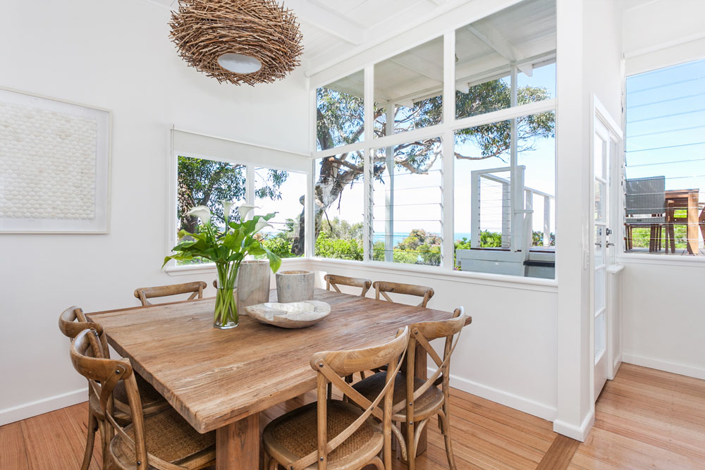 Beach Style Dining Sets: Coastal Style Dining Room Sets Coastal Inspired Dining