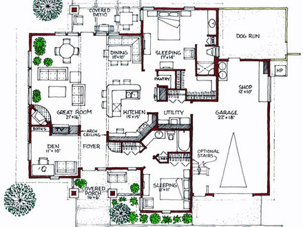 Contemporary House Floor Plans Contemporary House Plans & Modern Home Plans The House