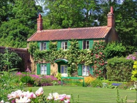 Cottage Garden Sheds English Cottage Garden Ideas