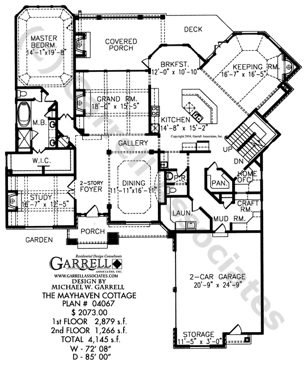 Cottage Style Bathrooms Cottage Style House Floor Plans