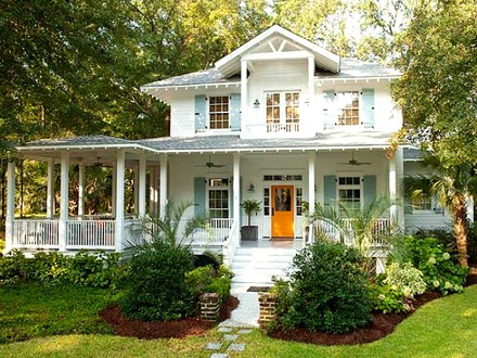 Cottage Style Houses with Front Porch English Style Homes