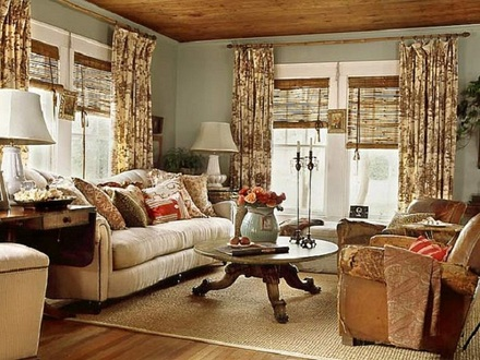 Country Cottage Style Decorating Country Cottage Home Decorating Ideas
