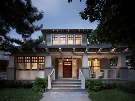 Craftsman Bungalow Style Home Exterior Modern Craftsman Style Homes