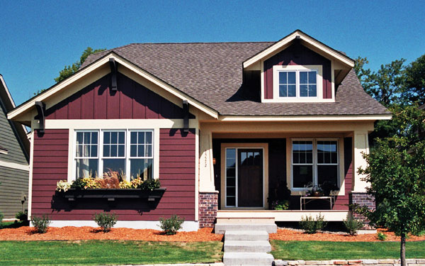 Craftsman Style Bungalow House Plans Gothic Revival Style House