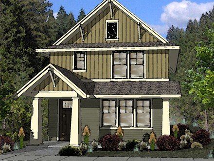 Craftsman Style House Plans Vintage Craftsman House Plans