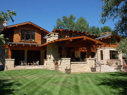 Custom Craftsman Style Homes New Craftsman Style Home Exterior