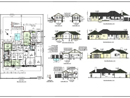 Unique house designs architectural design home house plans for Architectural house plans australia