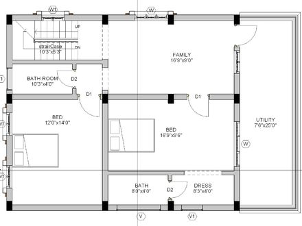 East Facing House Plans 30 30 East Facing House Vastu Floor Plans