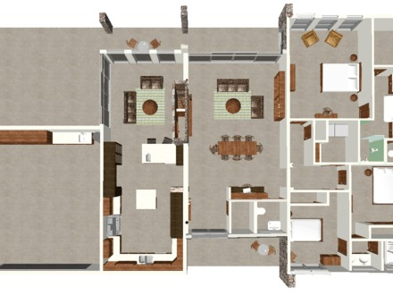 House Plan Lay Out House Plans Layout Design
