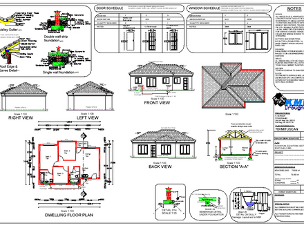 House Plans South Africa African Style Home Plans