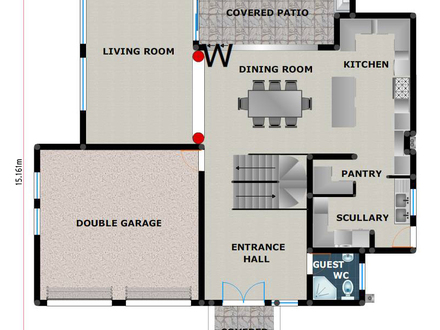 House Plans South Africa House Plans in Zimbabwe