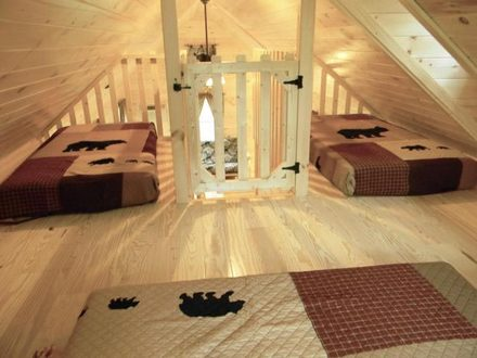 Log Cabin Kits with Lofts Log Cabin with Loft Plans