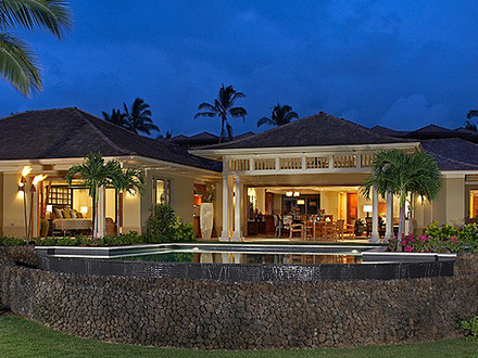 Luxury Homes in Hawaii Hawaii Home Plans and Designs