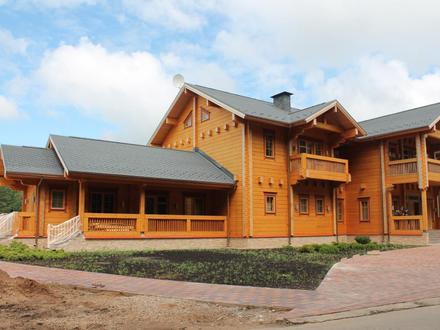 Luxury Log Cabin Home Biggest Luxury Log Home
