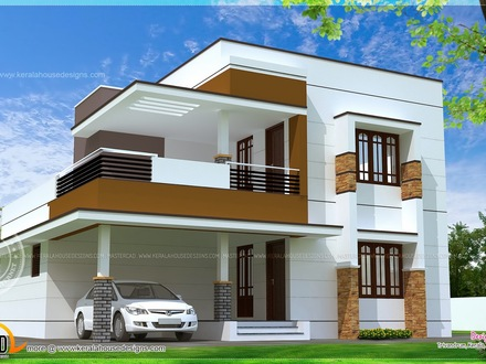 Modern House Design in Philippines Simple Modern House Design