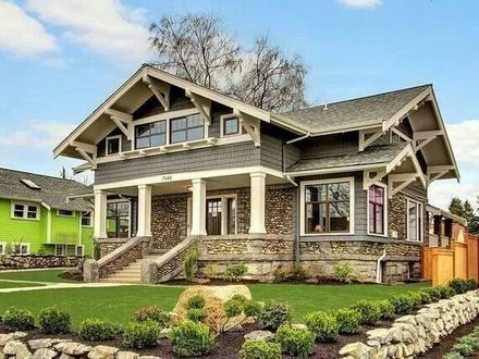 Most Beautiful House Plans Beautiful Craftsman Style House