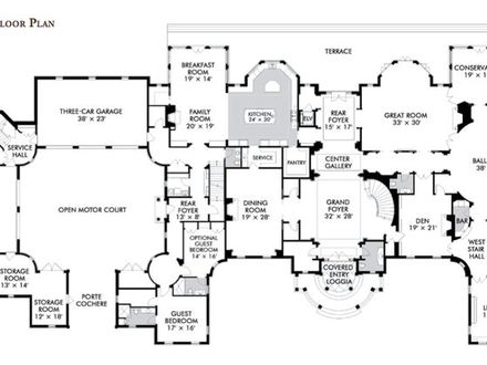 Most expensive house in alpine new jersey most expensive for 30000 square foot house plans