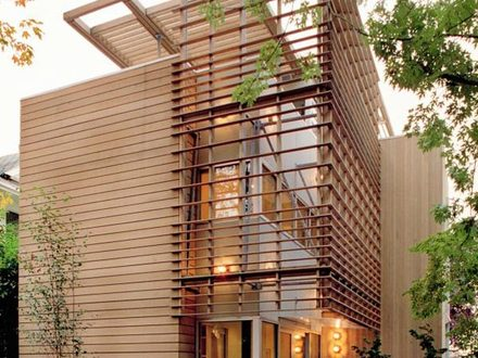 Old Narrow Lot House Plans Modern Home Narrow Lot House Designs