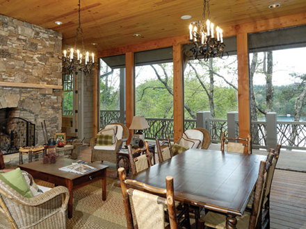 Rustic House Plans with Interior Photos Rustic House Plans with Porches