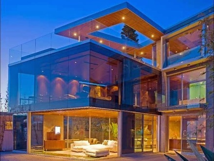 Seattle Floating Homes Modern Dream Home Seattle